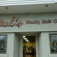 Photo taken at Paul's Hairstyling by Shelly M. on 11/29/2011