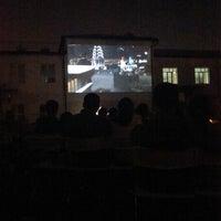 Photo taken at Автокиноклуб Relax OpenAir by Эль И. on 9/7/2013