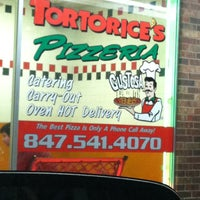 Photo taken at Tortorices Pizza by Ernest on 4/29/2013