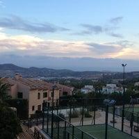 Photo taken at Bellagio Restaurant Sierra Cortina by Kirill on 9/7/2014