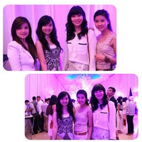Photo taken at Imperial Ballroom 1 (Pakuwon Indah) by Jessica J. on 11/24/2012