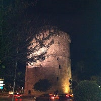 Photo taken at White Tower by Maria on 1/22/2013