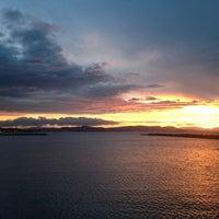 Photo taken at 1.liman dalgakıranı by fatih BJK🇹🇷 on 4/27/2014