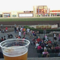 Photo taken at Canterbury Park by Barry S. on 6/29/2013