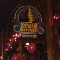 Photo taken at Russian River Brewing Company by Maureen on 10/28/2012