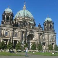 7/7/2013 tarihinde 👪elifnurziyaretçi tarafından Berlin Katedrali'de çekilen fotoğraf