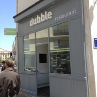 Photo taken at Dubble Food by Albin D. on 6/4/2013