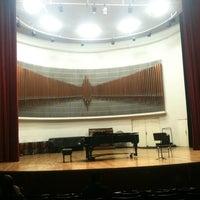 Photo taken at Conservatorio Nacional de Música by Veronica A. on 6/4/2013