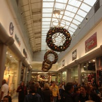 Photo taken at Crescent Shopping Centre by Gil on 12/22/2012