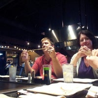 Photo taken at Kobe Teppan & Sushi - Frisco by Brian G. on 10/24/2012