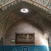 Photo taken at Qajar Bath | حمام و موزه قجر by Anahid on 8/17/2017