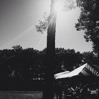 Photo taken at Long Branch Park by Steven T. on 10/12/2013