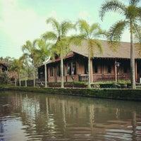 Photo taken at Mina Kencana Restaurant by Gabriella C. on 2/14/2013