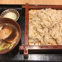 Photo taken at そば処 砂場 by Masako S. on 9/9/2018