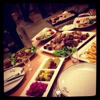 Photo taken at Astoria restaurant by Rufet N. on 11/28/2013