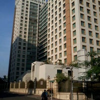 Photo taken at Jl.Teluk Betung 1 Depan Hotel Ascott by Zainal A. on 4/17/2013