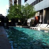 Снимок сделан в W Austin пользователем chris y. 9/26/2012