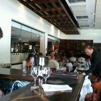 Photo taken at Garden Restaurante by Ivan T. on 12/31/2012