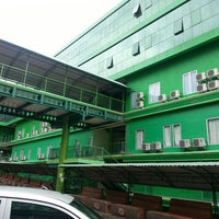 Photo taken at Green Dormitory by Dody F. on 7/27/2013