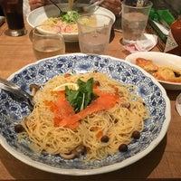 Photo taken at pasta de pasta アリオ八尾店 by Dennsyakun on 4/7/2017