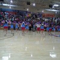 Photo taken at Monterey High School by Corina H. on 8/19/2013
