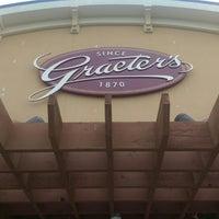 Photo taken at Graeter's Ice Cream by Rex L. on 9/16/2014