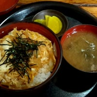 Photo taken at さかえや飯店 by K. T. on 3/17/2013
