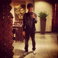 Photo taken at Just Thai by Keo R. on 9/30/2012