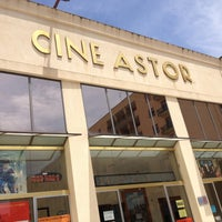 Photo taken at Cinema Astor by Giorgio S. on 5/14/2013