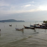Photo taken at Pa Lai Seafood Restaurant by Keeratiphong on 12/10/2012