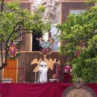 Photo taken at Sants Joans by Sebas M. on 4/8/2013