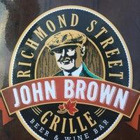 Photo taken at John Brown Richmond Street Grille by Ken G. on 7/11/2017