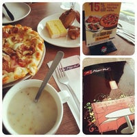 Photo taken at Pizza Hut by Mac M. on 6/9/2013