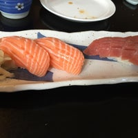Photo taken at Defune Sushi Restaurant by Jessica L. on 1/23/2015