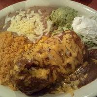 Photo taken at Casa Cha Cha Rough Tex Mex by Rick H. on 10/27/2012