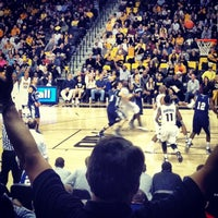 Photo taken at Stuart C. Siegel Center by Mimi B. on 12/22/2012