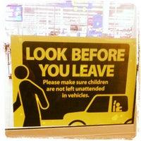 Photo taken at Walmart Supercenter by Karla B. on 4/21/2013