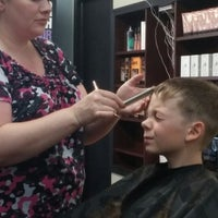 Photo taken at Magic Touch Salon & Spa by Janice R. on 6/21/2014