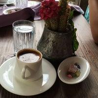 Photo taken at Elika café by Hale Y. on 7/5/2016