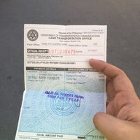 Photo taken at LTO- Pasay by Chen A. on 1/13/2017