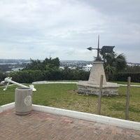 Photo taken at Gibbs Hill Lighthouse by BK L. on 3/24/2013