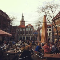 Photo taken at Grote Markt by Daria F. on 4/24/2013
