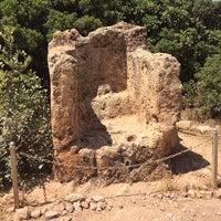 Photo taken at Ancient Falasarna by Konstantin T. on 6/20/2014
