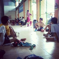 Photo taken at SSC Futsal by Ady W. on 1/15/2013
