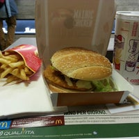 Photo taken at McDonald's by Idros on 1/18/2014