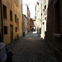 Photo taken at Via delle Volte by Idros on 4/12/2013