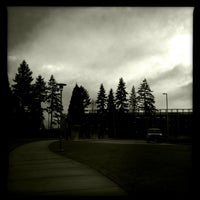 Photo taken at MSFT Commons Transit Center (CTC) by John S. on 12/21/2012