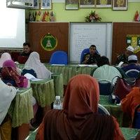 Photo taken at Sekolah Agama Menengah Rawang (SAMER) by Norhasimah H. on 1/4/2017