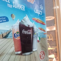 Photo taken at McDonald's by Hamad a. on 6/28/2013