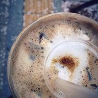 Photo taken at Coffee Mario by eun on 4/10/2015